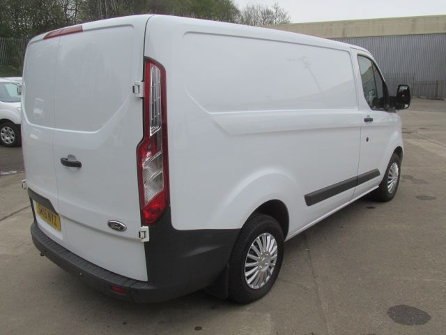 2015 Ford Transit Custom 270 2.2 Tdci 125Ps Low Roof Trend Van (SK15NYZ) Image 12
