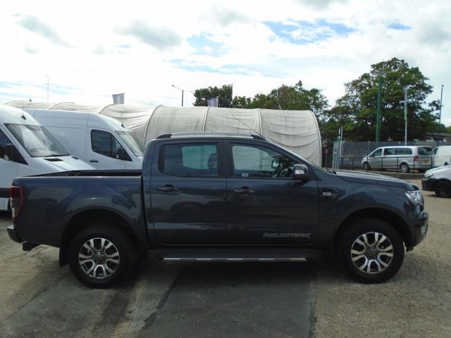 2017 Ford Ranger Pick Up Double Cab Wildtrak 3.2 Tdci 200 Auto  (SK17ZBX) Image 8