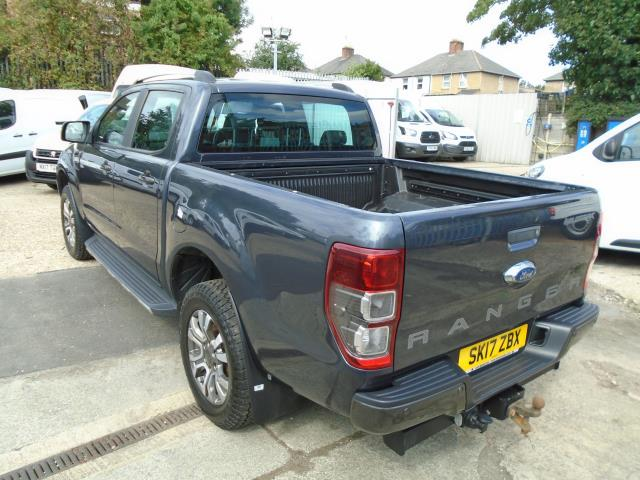 2017 Ford Ranger Pick Up Double Cab Wildtrak 3.2 Tdci 200 Auto  (SK17ZBX) Image 4