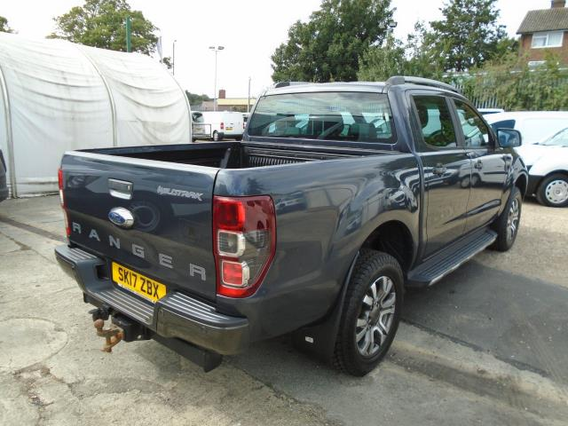 2017 Ford Ranger Pick Up Double Cab Wildtrak 3.2 Tdci 200 Auto  (SK17ZBX) Image 6