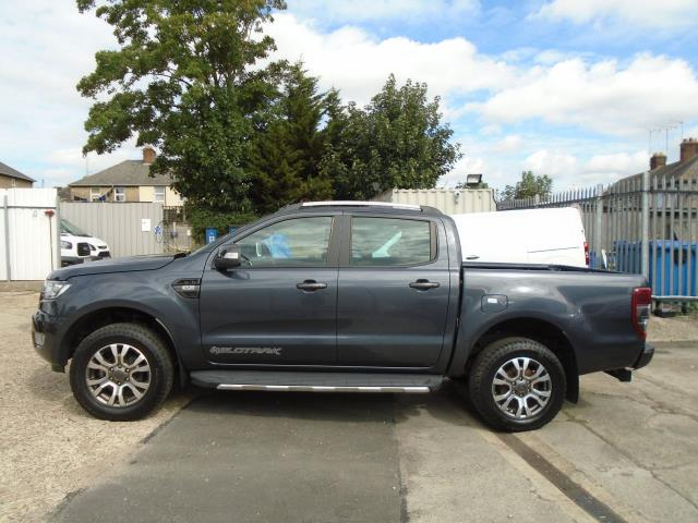 2017 Ford Ranger Pick Up Double Cab Wildtrak 3.2 Tdci 200 Auto  (SK17ZBX) Image 7