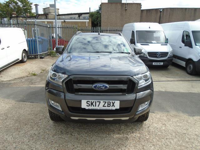 2017 Ford Ranger Pick Up Double Cab Wildtrak 3.2 Tdci 200 Auto  (SK17ZBX) Image 2