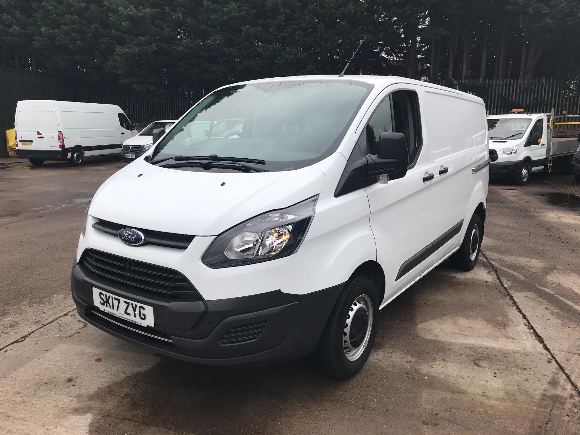 2017 Ford Transit Custom 270 L1 DIESEL FWD 2.2 TDCI 105PS LOW ROOF VAN EURO 5 (SK17ZYG) Thumbnail 7