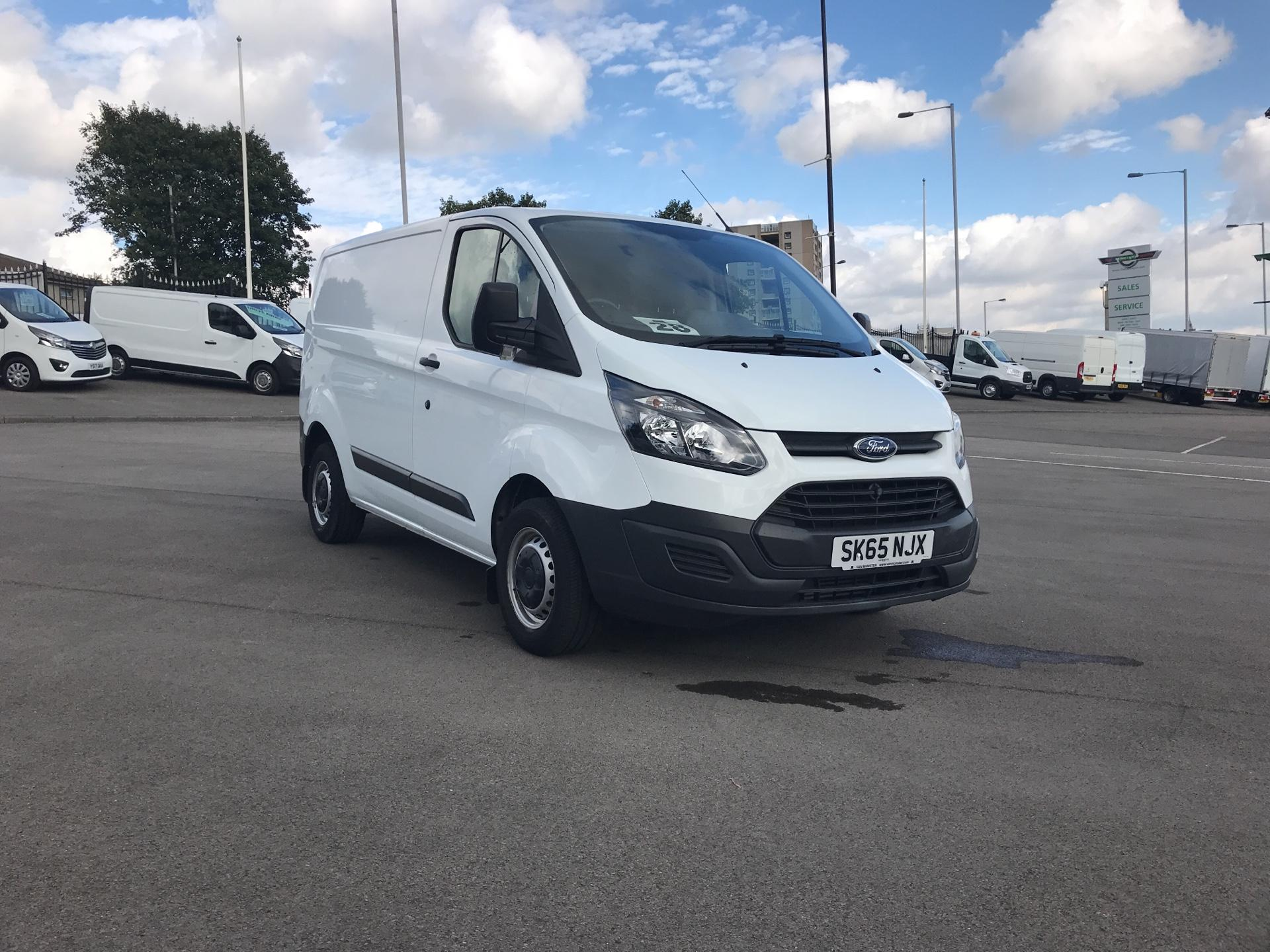 2015 Ford Transit Custom 2.2 Tdci 100Ps Low Roof Van (SK65NJX)