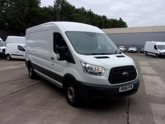 2016 Ford Transit 350 L3 H2 125PS VAN EURO 5 (SK66FKW)