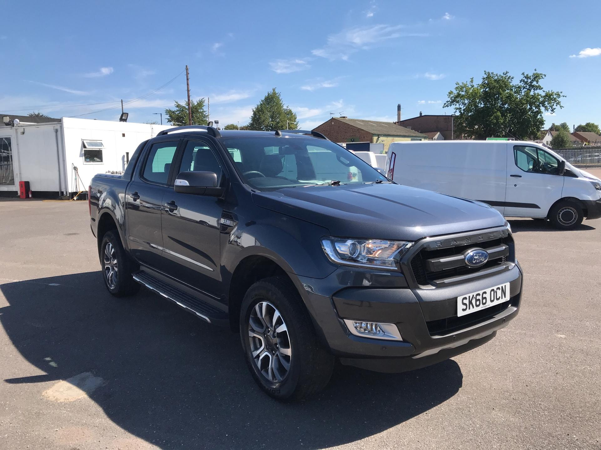 2016 Ford Ranger  Ranger Limited 4x4 DCB TDCI D/Cab Automatic (SK66OCN)