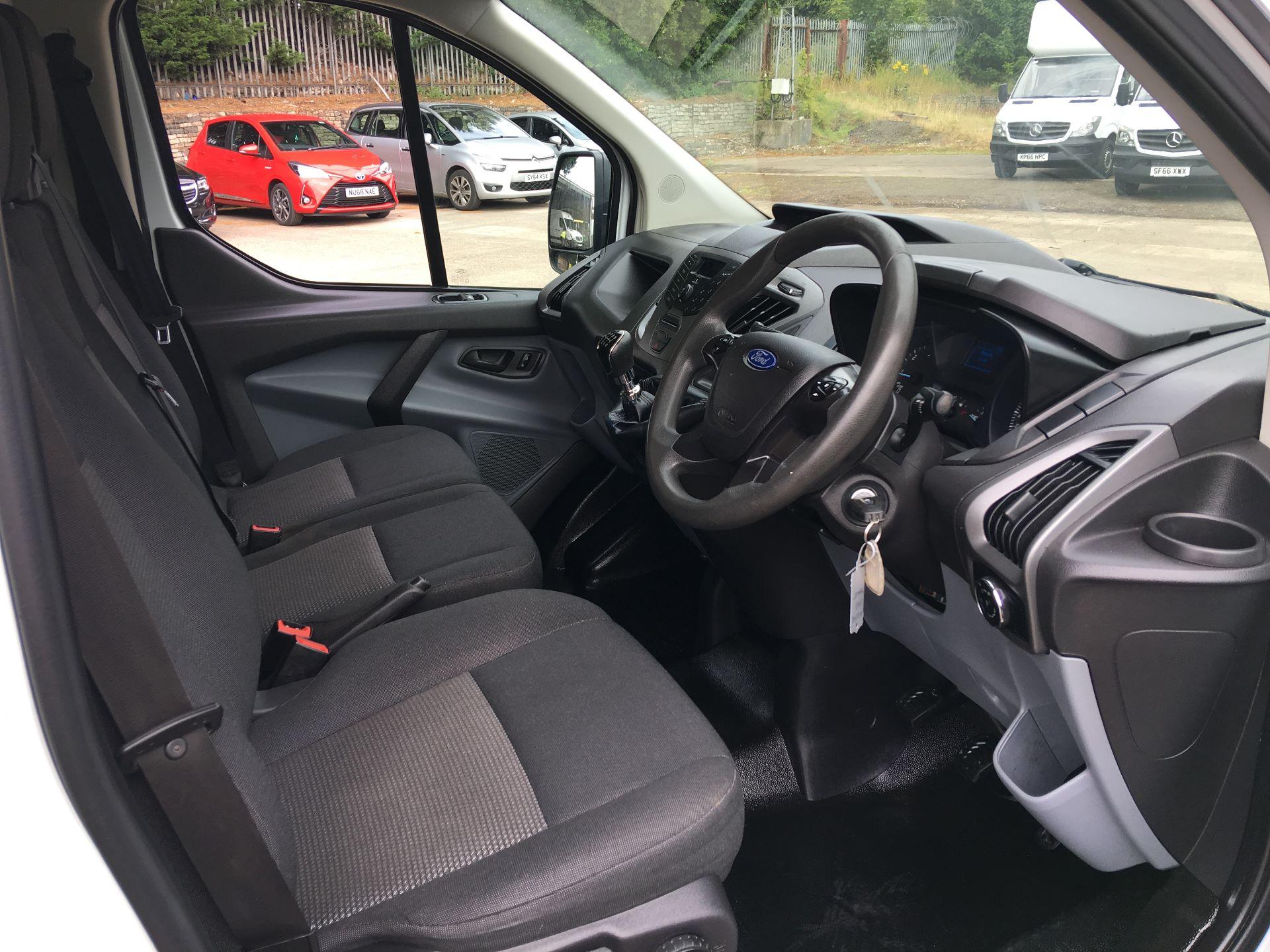 2016 Ford Transit Custom 290 L1 DIESEL FWD 2.0 TDCI 105PS HIGH ROOF VAN EURO 6 (SK66VKG) Image 2