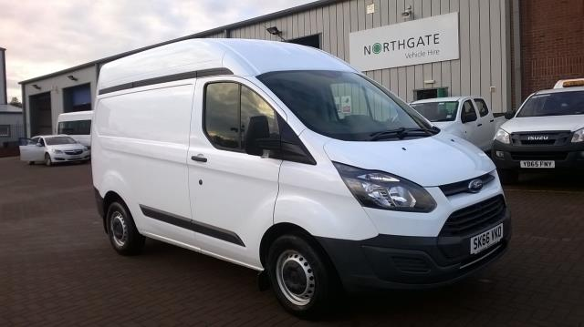 2016 Ford Transit Custom 290 L1 DIESEL FWD 2.2  TDCI 105PS HIGH ROOF VAN EURO 5 (SK66VKO)