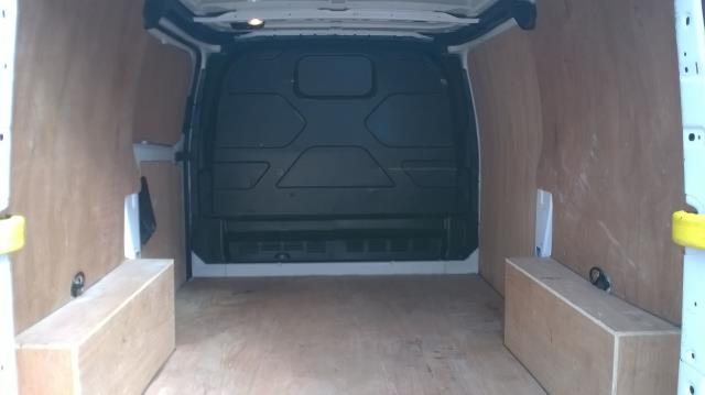 2017 Ford Transit Custom 2.0 TDCI 105PS L1 LOW ROOF VAN EURO6 (SK67OSE) Image 15