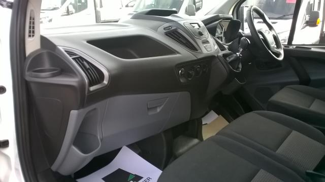 2017 Ford Transit Custom 2.0 TDCI 105PS L1 LOW ROOF VAN EURO6 (SK67OSE) Image 7
