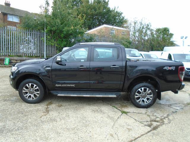 2017 Ford Ranger Pick Up Double Cab Wildtrak 3.2 Tdci 200 (SK67PXB) Image 8