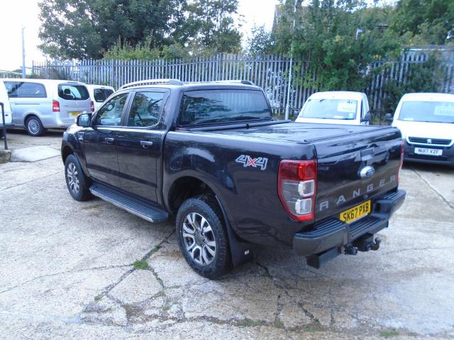 2017 Ford Ranger Pick Up Double Cab Wildtrak 3.2 Tdci 200 (SK67PXB) Image 6