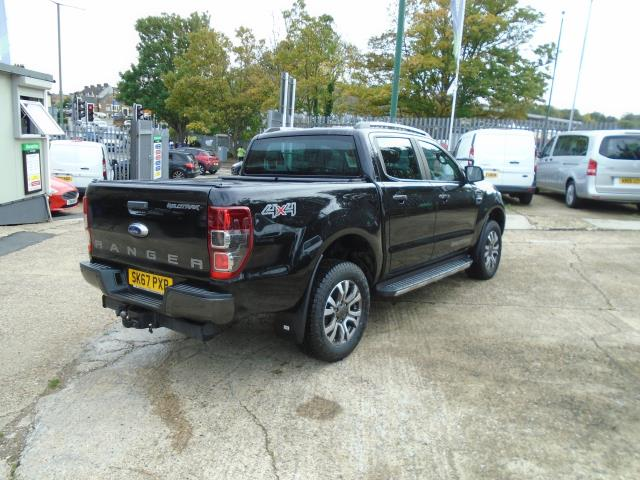 2017 Ford Ranger Pick Up Double Cab Wildtrak 3.2 Tdci 200 (SK67PXB) Image 4