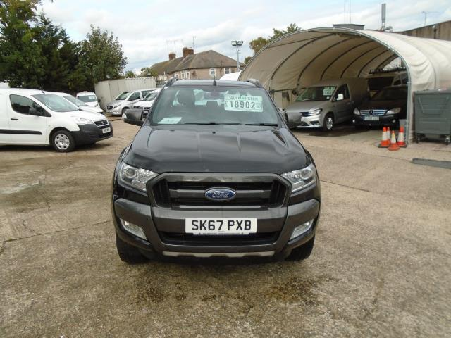 2017 Ford Ranger Pick Up Double Cab Wildtrak 3.2 Tdci 200 (SK67PXB) Image 2