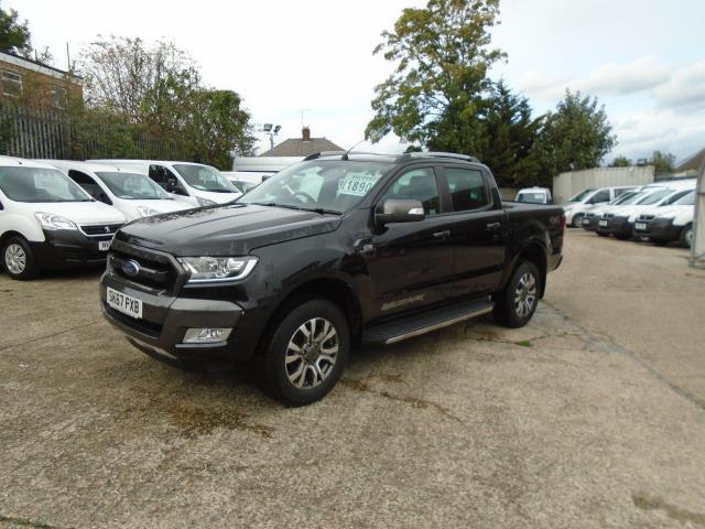 2017 Ford Ranger Pick Up Double Cab Wildtrak 3.2 Tdci 200 (SK67PXB) Image 3