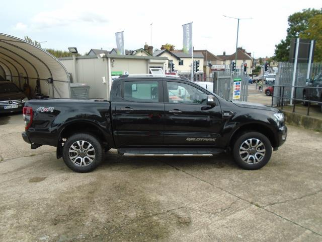 2017 Ford Ranger Pick Up Double Cab Wildtrak 3.2 Tdci 200 (SK67PXB) Image 7
