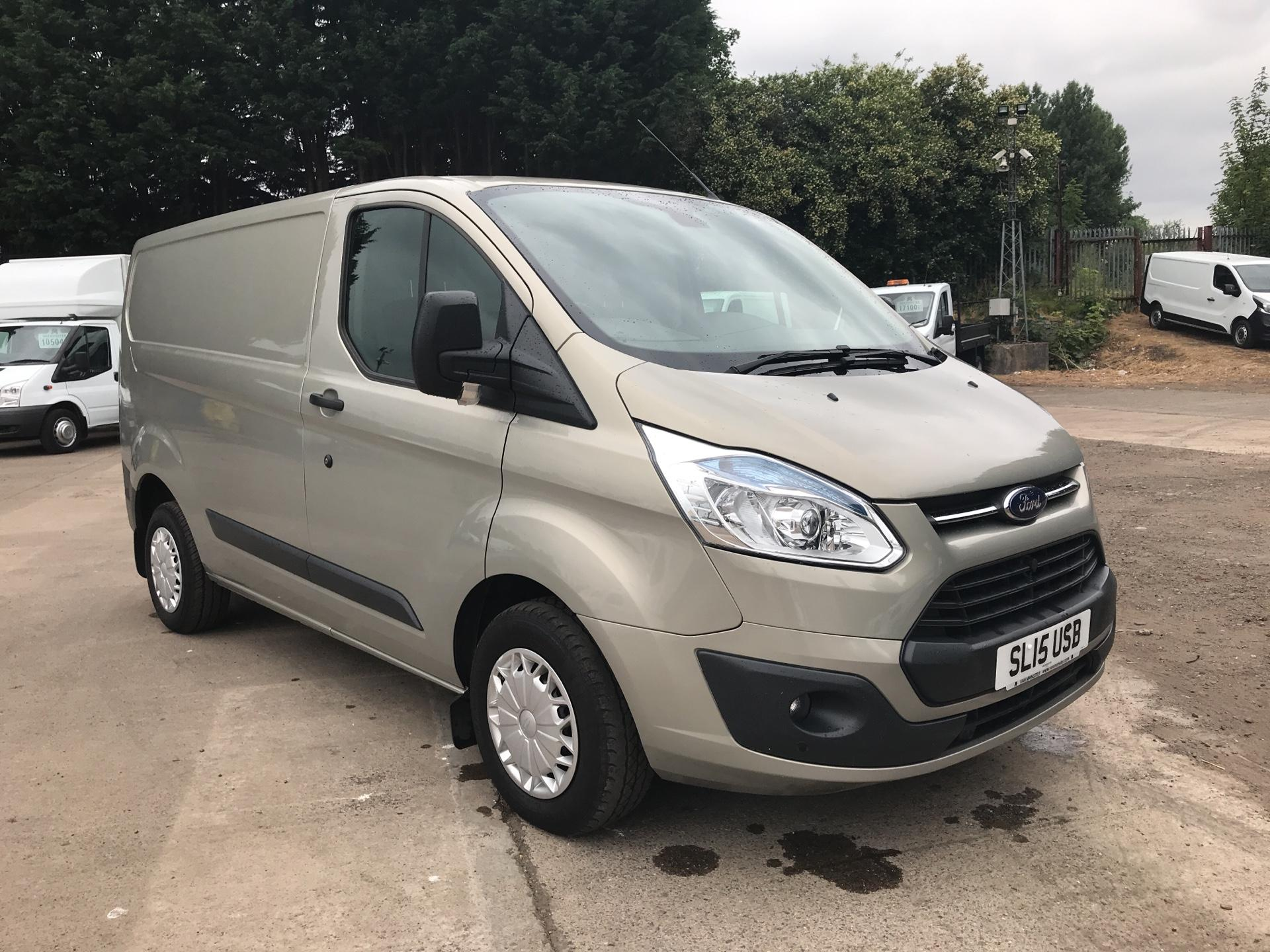 2015 Ford Transit Custom 270 L1 H1 2.2 Tdci 125Ps Low Roof Trend Van (SL15USB)