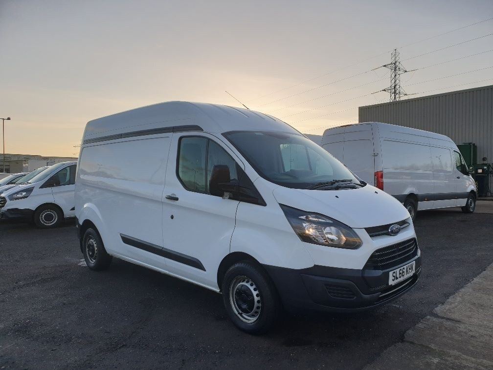 2016 Ford Transit Custom 290 L2 H2 DIESEL FWD 2.0 TDCI 105PS HIGH ROOF VAN EURO 6 (SL66KHK)