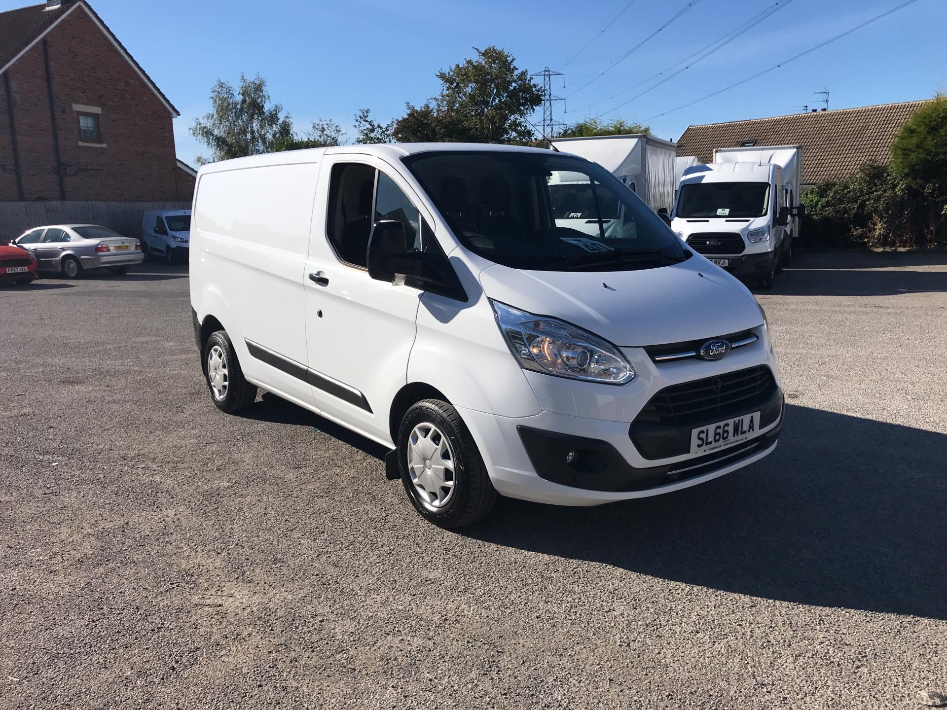 2016 Ford Transit Custom 2.0 Tdci 105Ps Low Roof Trend Van Euro 6 (SL66WLA)