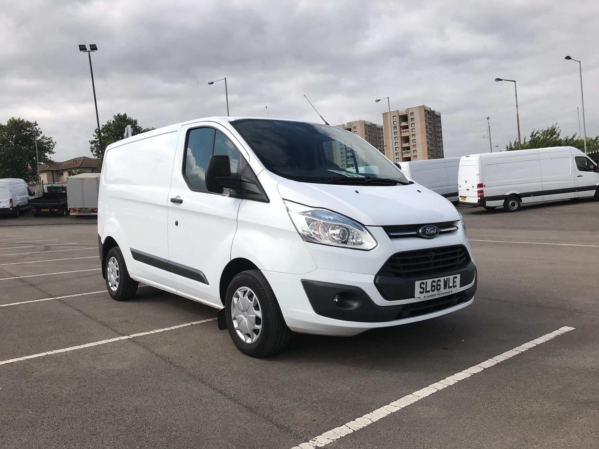 2016 Ford Transit Custom 2.2 Tdci 125Ps Low Roof Trend Van EURO 6 (SL66WLE)