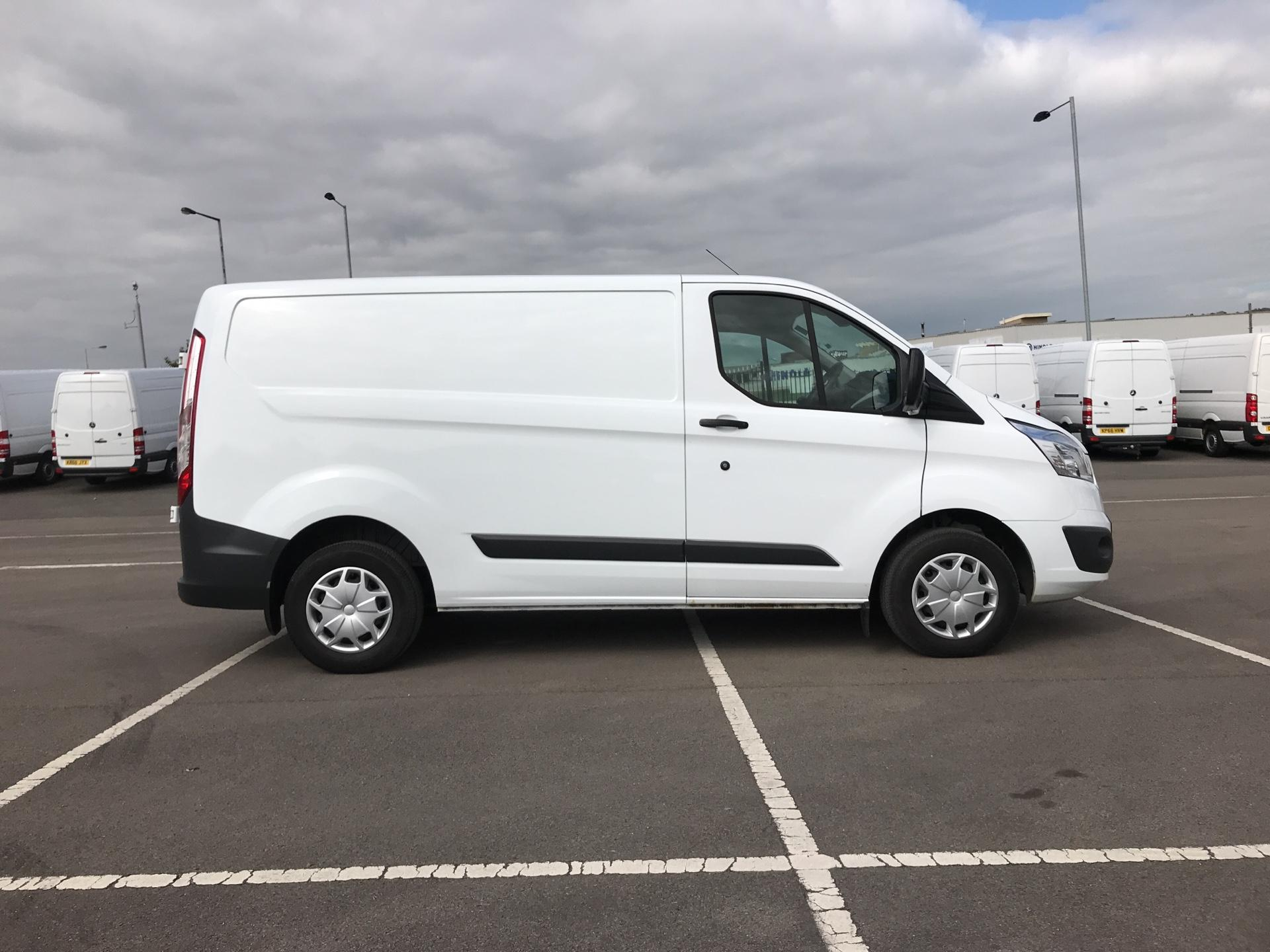 2016 Ford Transit Custom 2 2 Tdci 125ps Low Roof Trend Van