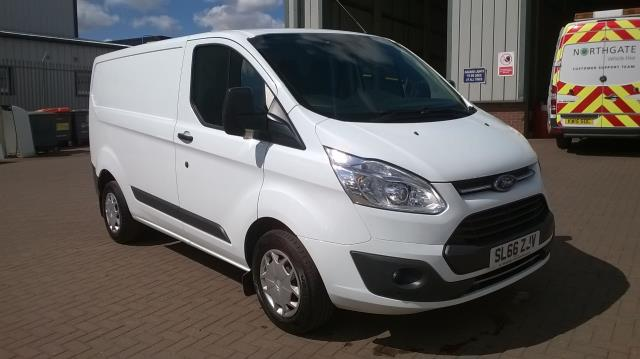2016 Ford Transit Custom 2.0 TDCI 130PS LOW ROOF TREND VAN EURO 6 (SL66ZJV)