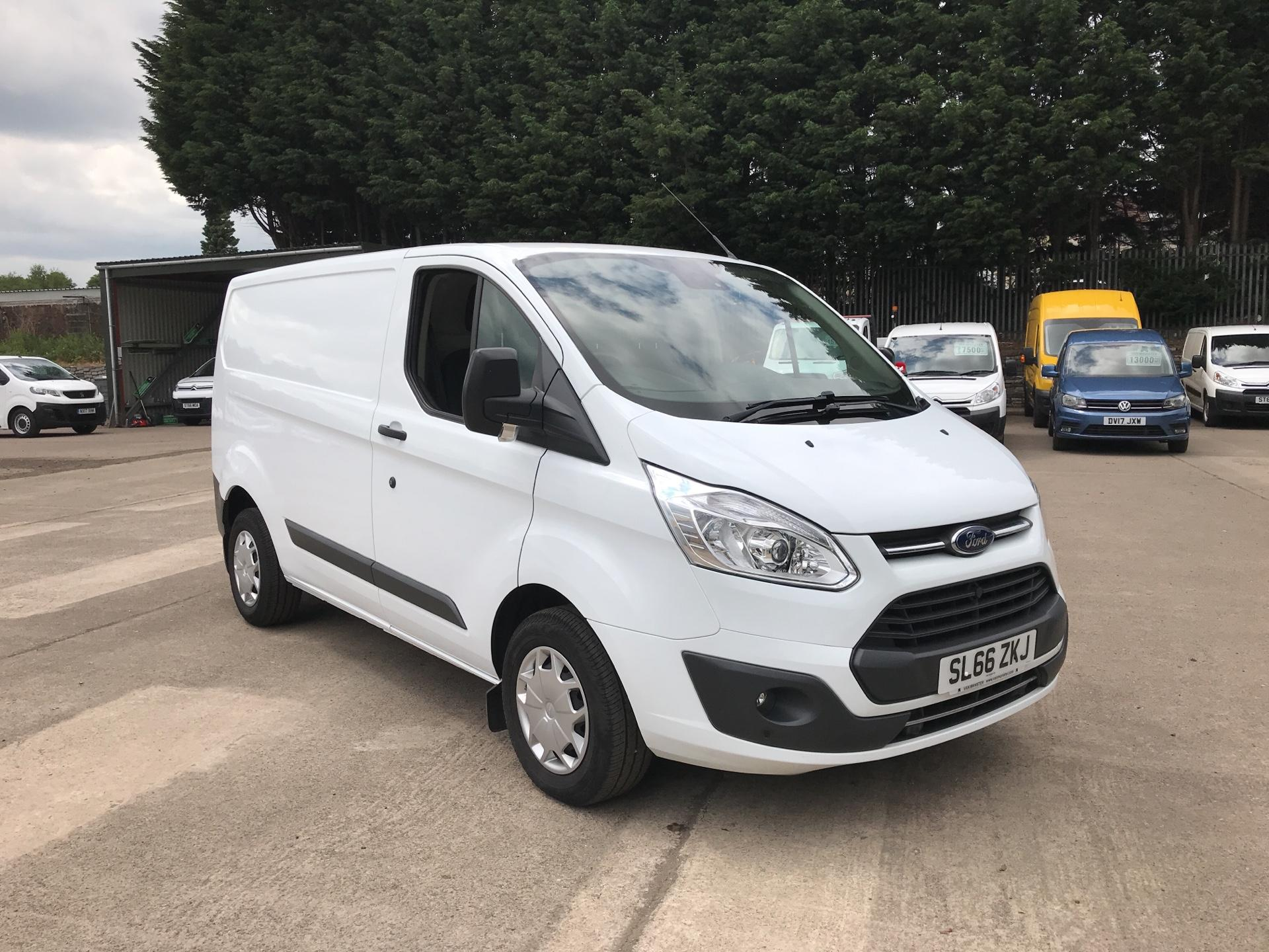 2016 Ford Transit Custom 270 L1 DIESEL FWD 2.0 TDCI 130PS LOW ROOF TREND EURO 6 (SL66ZKJ) Thumbnail 1