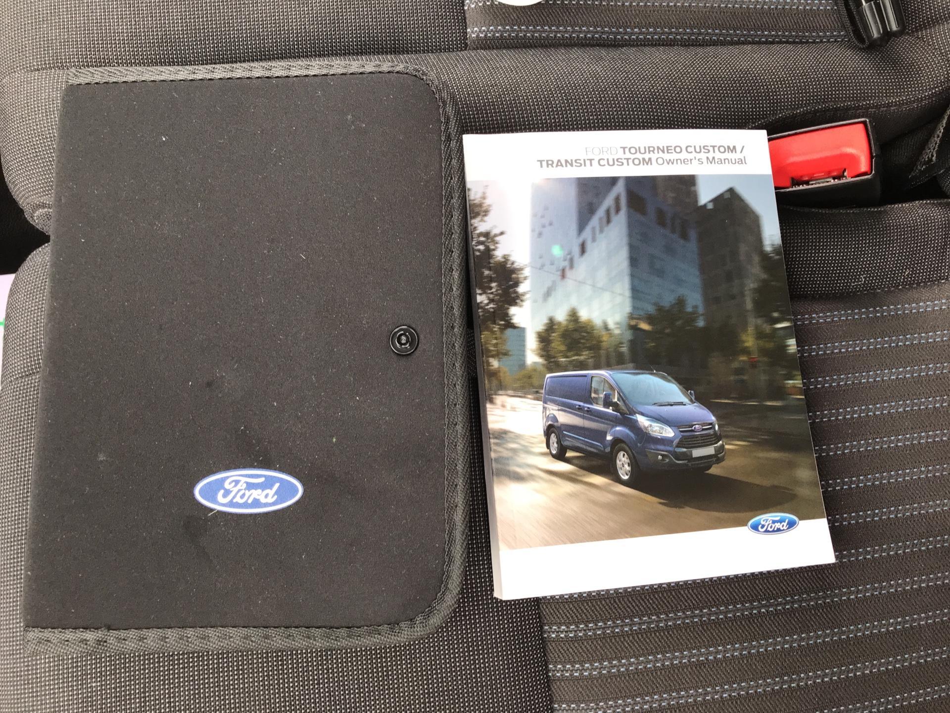 2016 Ford Transit Custom 270 L1 DIESEL FWD 2.0 TDCI 130PS LOW ROOF TREND EURO 6 (SL66ZKJ) Image 23
