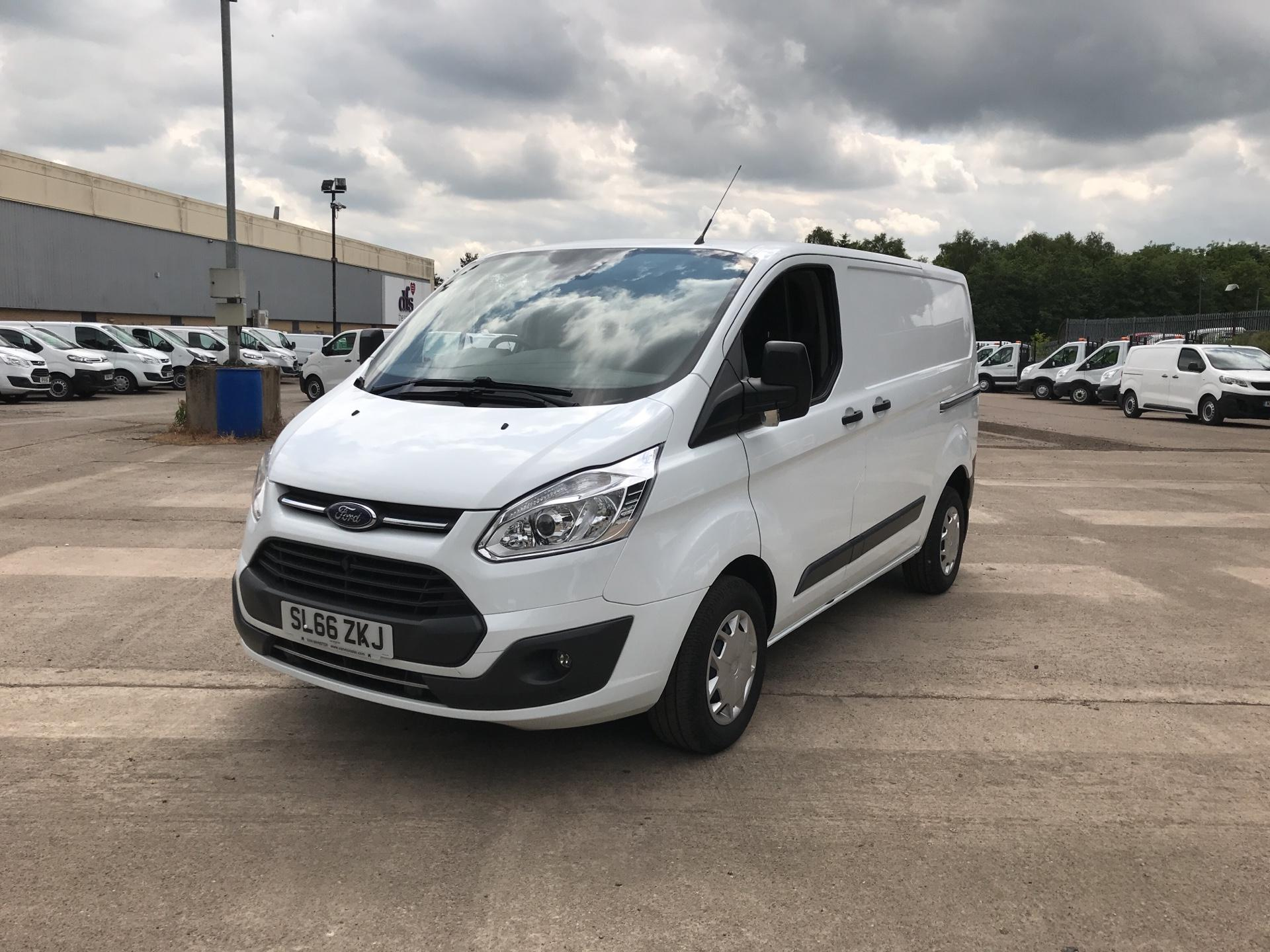 2016 Ford Transit Custom 270 L1 DIESEL FWD 2.0 TDCI 130PS LOW ROOF TREND EURO 6 (SL66ZKJ) Thumbnail 7