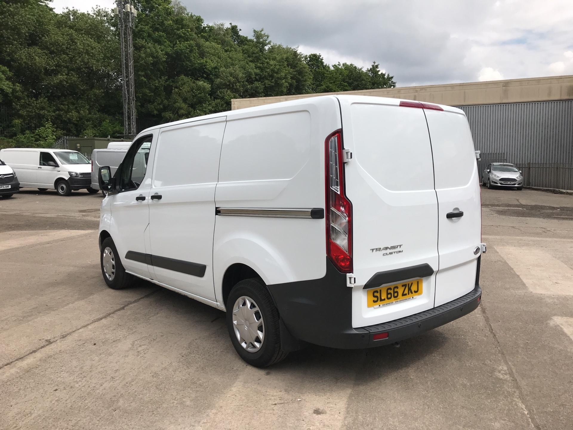2016 Ford Transit Custom 270 L1 DIESEL FWD 2.0 TDCI 130PS LOW ROOF TREND EURO 6 (SL66ZKJ) Thumbnail 5