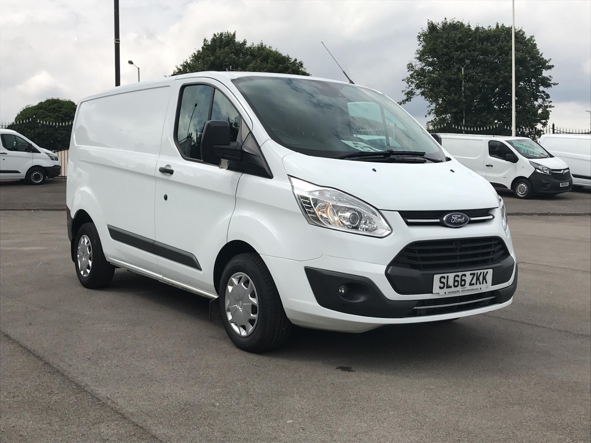 2016 Ford Transit Custom 2.0 Tdci 130Ps Low Roof Trend Van (SL66ZKK)