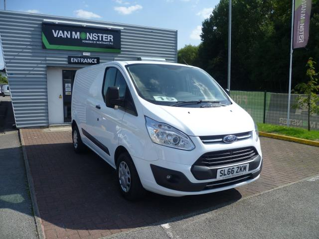 2016 Ford Transit Custom 2.0 TDCi 130ps Low Roof Trend Van EURO 6 (SL66ZKM)
