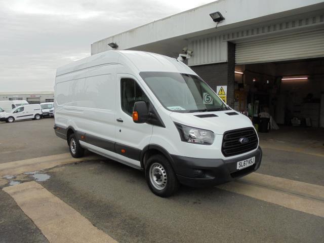 2017 Ford Transit 2.0 TDCI  L4 RWD 2.0 130PS H3 VAN (SL67KSJ)