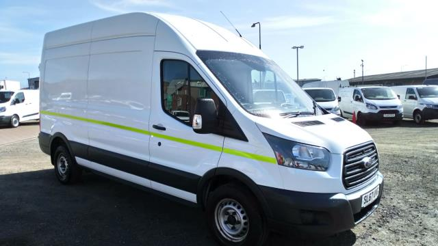 2017 Ford Transit 2.0 Tdci 130Ps H3 Van (SL67UVG)