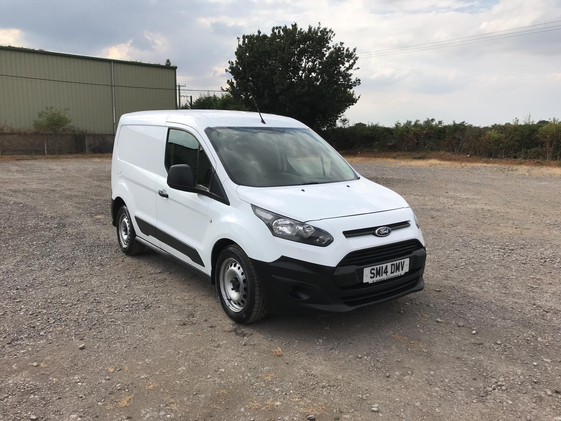 2014 Ford Transit Connect 1.6 Tdci 95Ps Van (SM14DMV)
