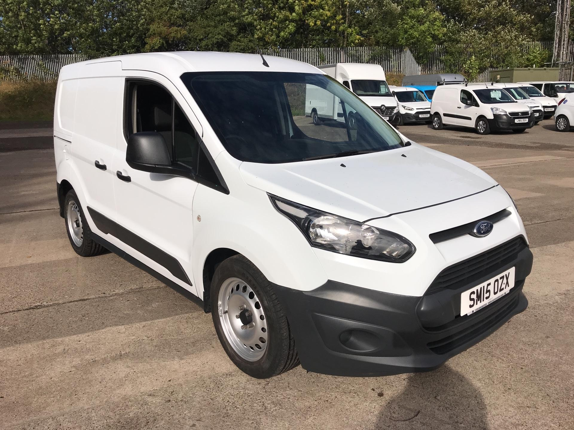 2015 Ford Transit Connect 220 L1 DIESEL 1.6 TDCI 95PS DOUBLE CAB EURO 5 (SM15OZX)