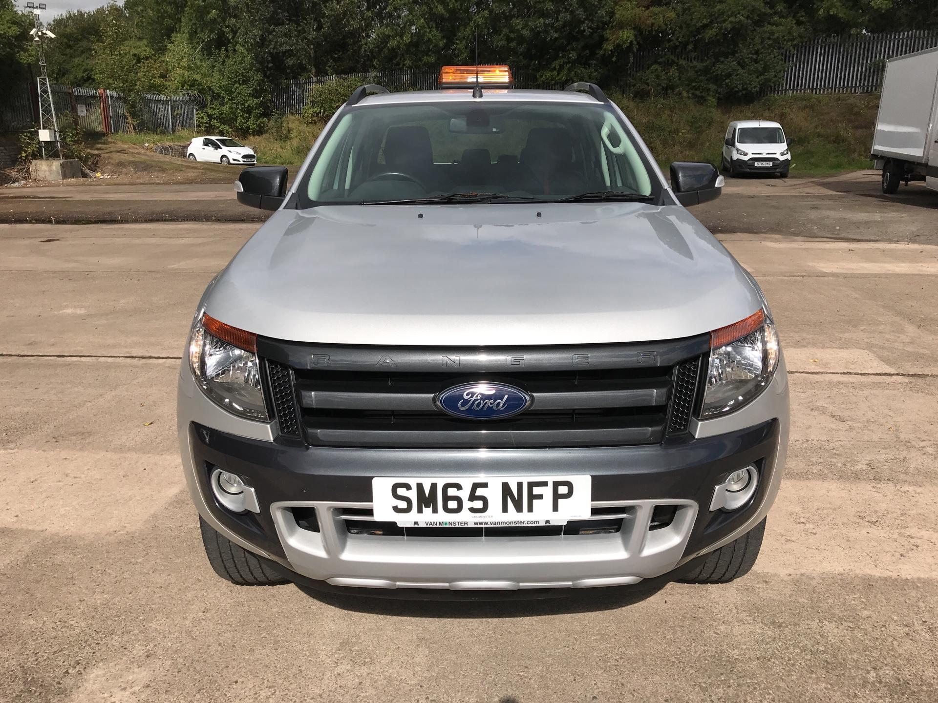 2015 Ford Ranger DOUBLE CAB PICK UP WILDTRAK 3.2 4WD AUTO EURO 5 (SM65NFP) Image 8