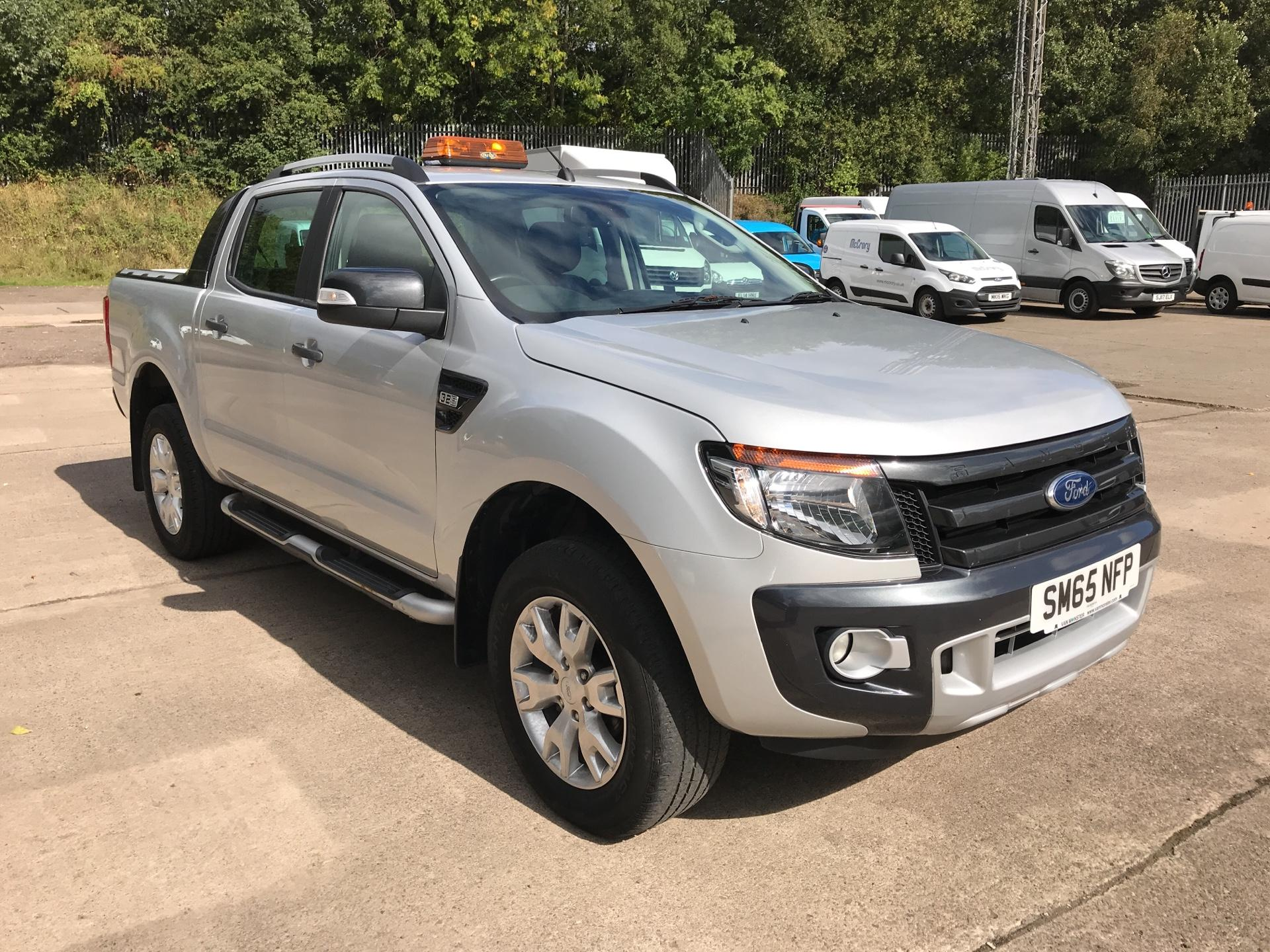 2015 Ford Ranger DOUBLE CAB PICK UP WILDTRAK 3.2 4WD AUTO EURO 5 (SM65NFP)