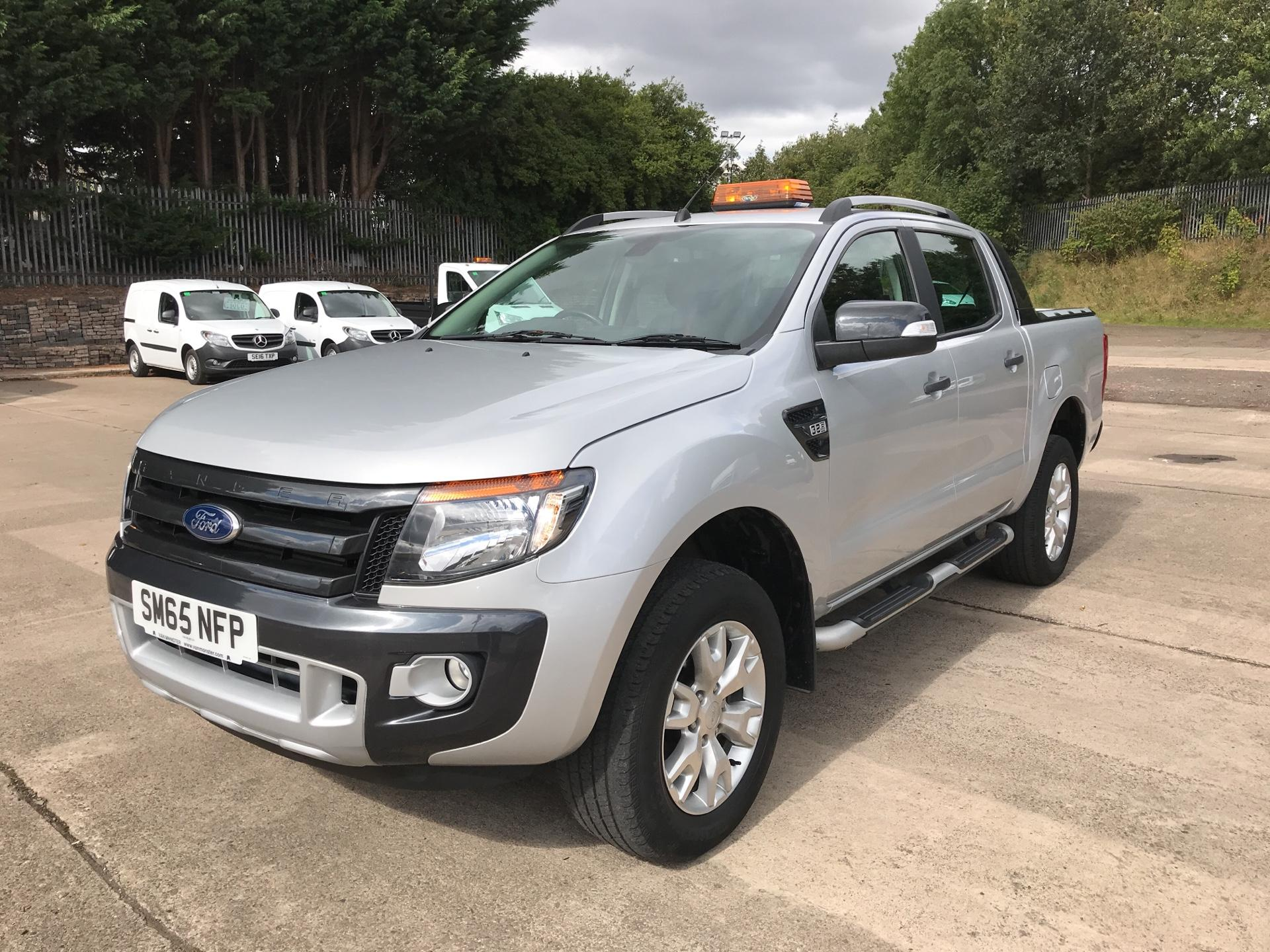 2015 Ford Ranger DOUBLE CAB PICK UP WILDTRAK 3.2 4WD AUTO EURO 5 (SM65NFP) Image 7