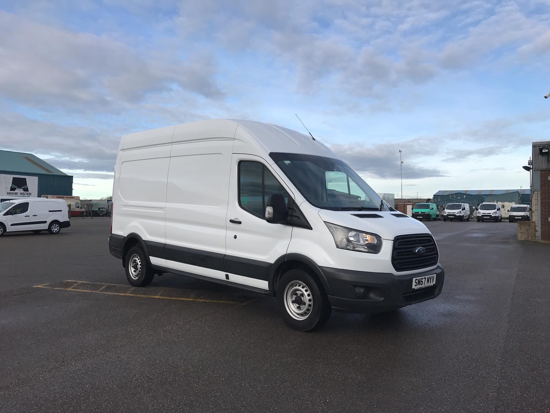 2018 Ford Transit L3 H3 FWD VAN 130PS EURO 6 (SM67MYV)