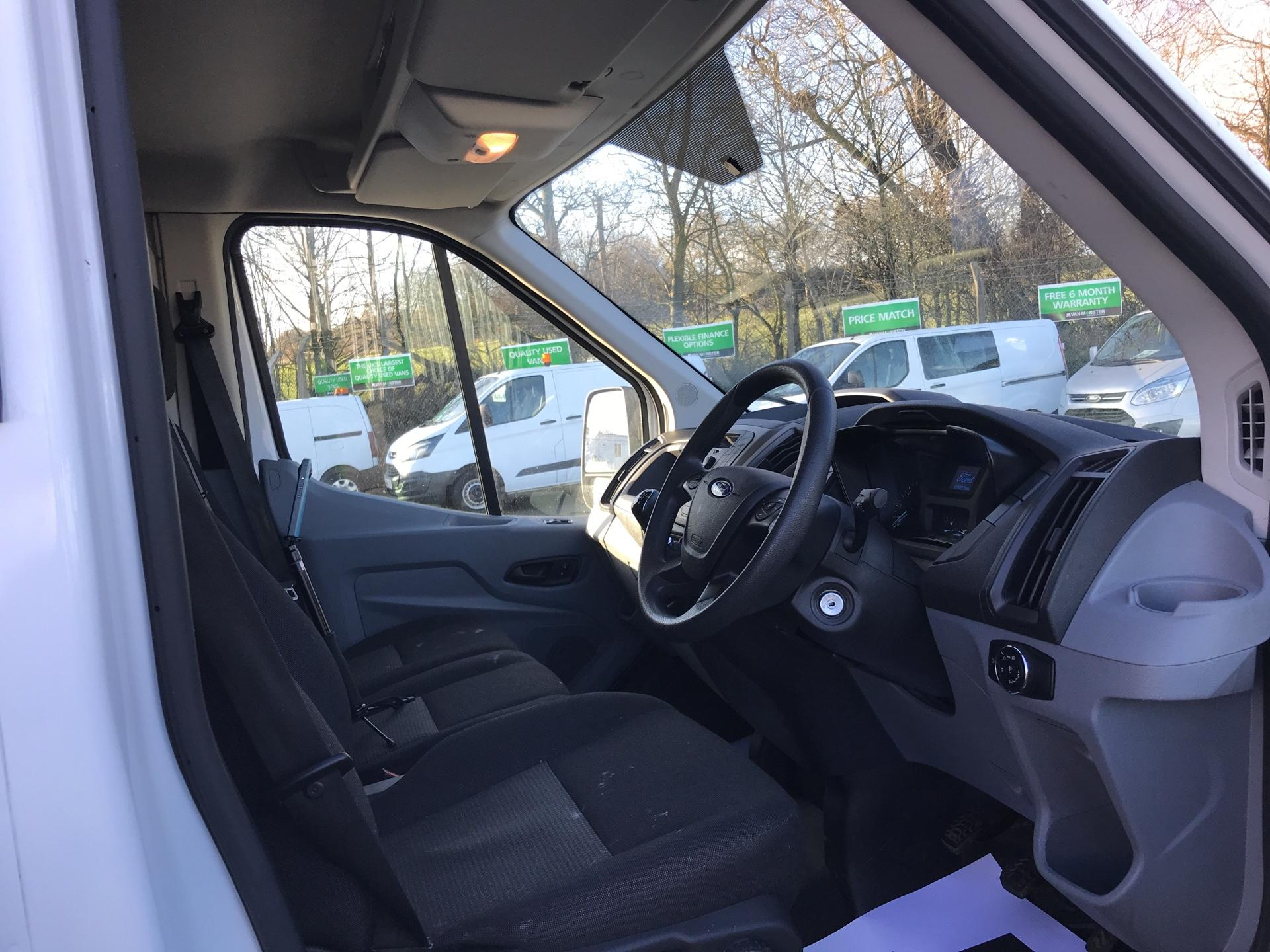 2018 Ford Transit L3 H3 VAN 130PS EURO 6  *VALUE RANGE VEHICLE - CONDITION REFLECTED IN PRICE*  (SM67MZE) Image 9