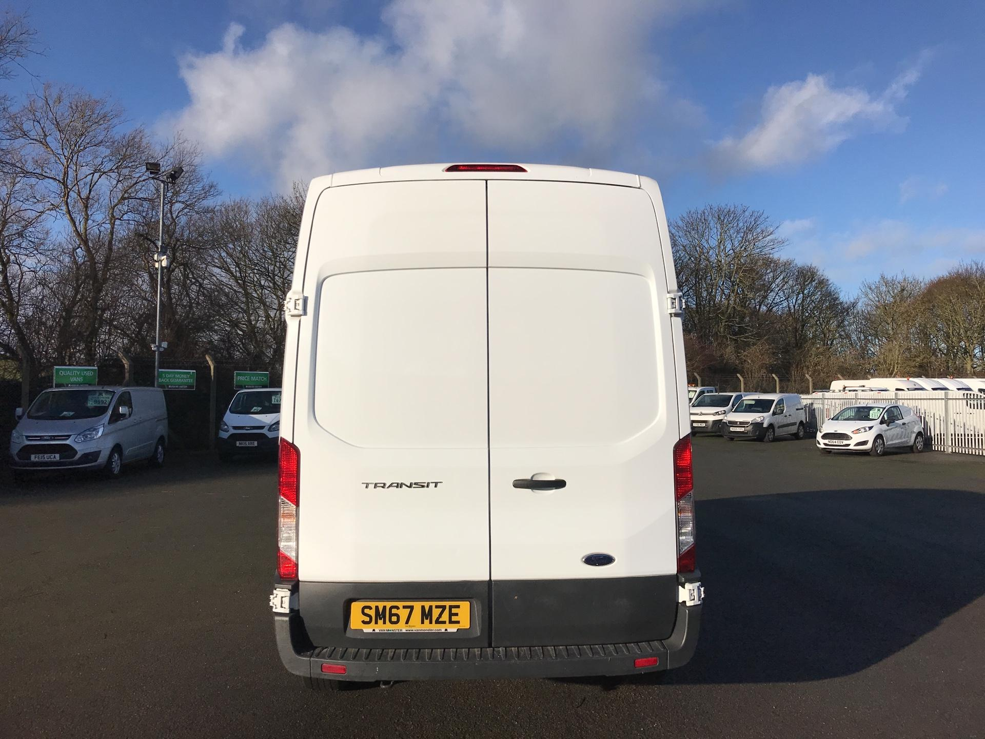 2018 Ford Transit L3 H3 VAN 130PS EURO 6  *VALUE RANGE VEHICLE - CONDITION REFLECTED IN PRICE*  (SM67MZE) Image 4
