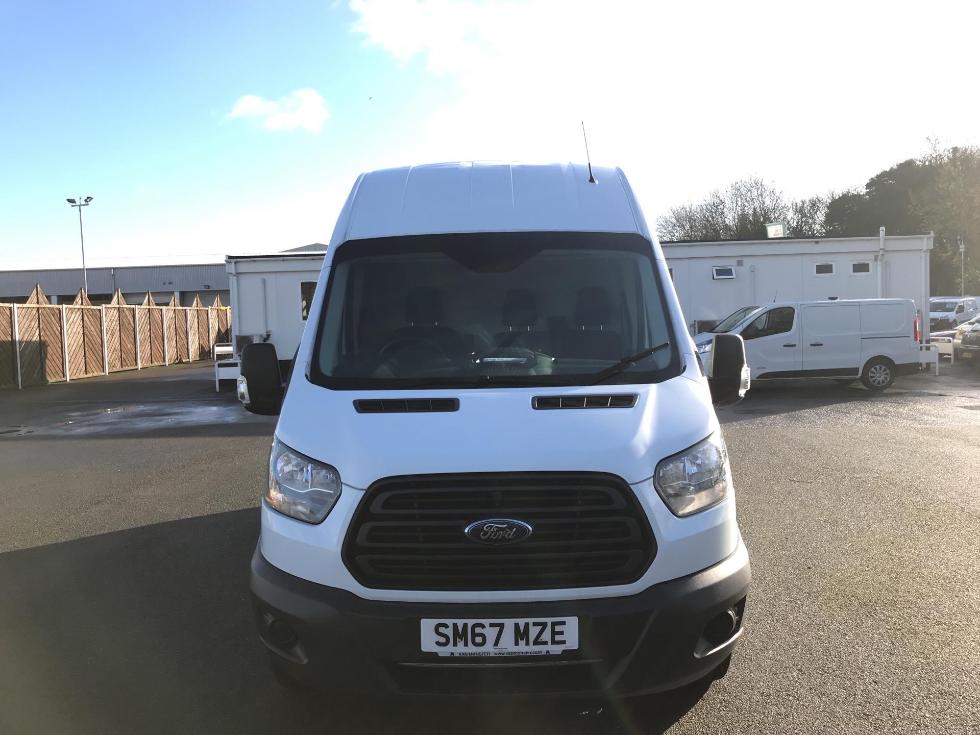 2018 Ford Transit L3 H3 VAN 130PS EURO 6  *VALUE RANGE VEHICLE - CONDITION REFLECTED IN PRICE*  (SM67MZE) Image 8