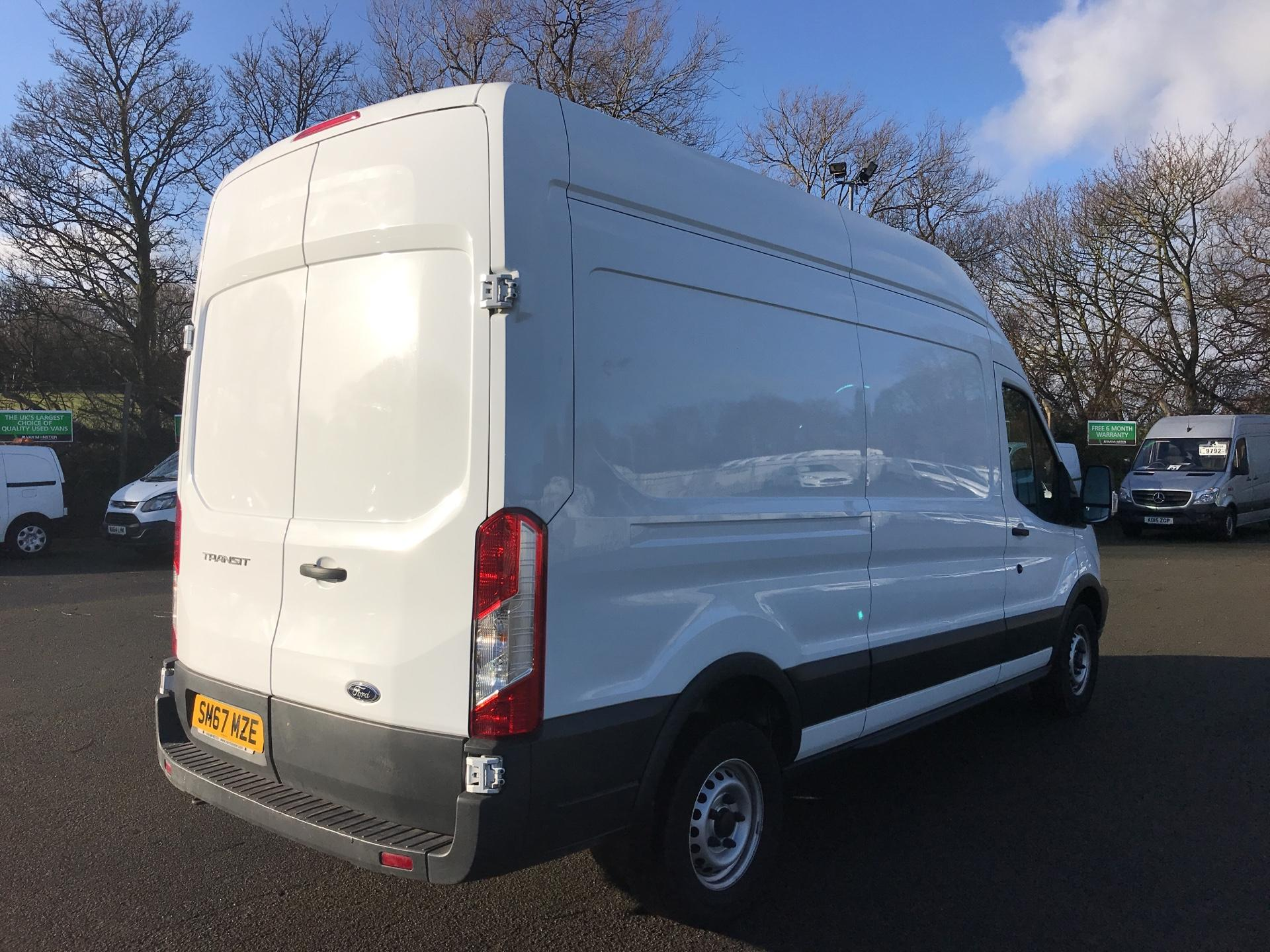 2018 Ford Transit L3 H3 VAN 130PS EURO 6  *VALUE RANGE VEHICLE - CONDITION REFLECTED IN PRICE*  (SM67MZE) Image 3
