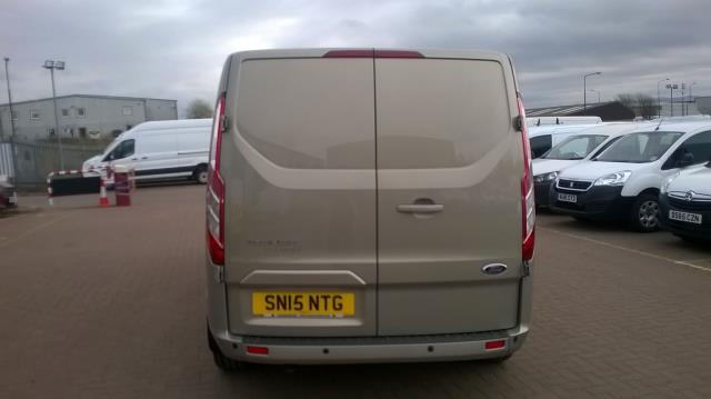 2015 Ford Transit Custom 290 L2 DIESEL FWD 2.2 TDCI 125PS LOW ROOF LIMITED VAN EURO 5 (SN15NTG) Image 10