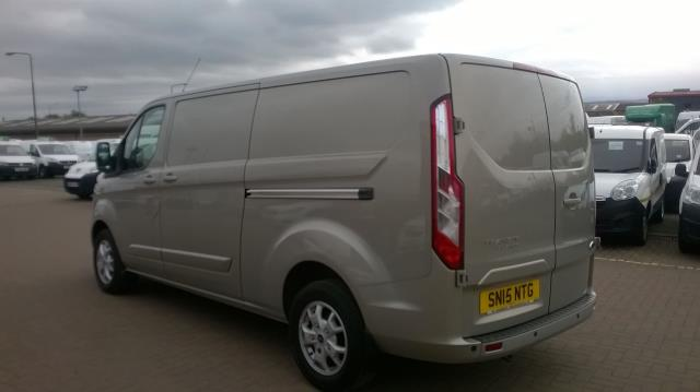 2015 Ford Transit Custom 290 L2 DIESEL FWD 2.2 TDCI 125PS LOW ROOF LIMITED VAN EURO 5 (SN15NTG) Image 9