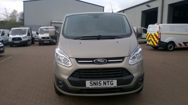 2015 Ford Transit Custom 290 L2 DIESEL FWD 2.2 TDCI 125PS LOW ROOF LIMITED VAN EURO 5 (SN15NTG) Image 2