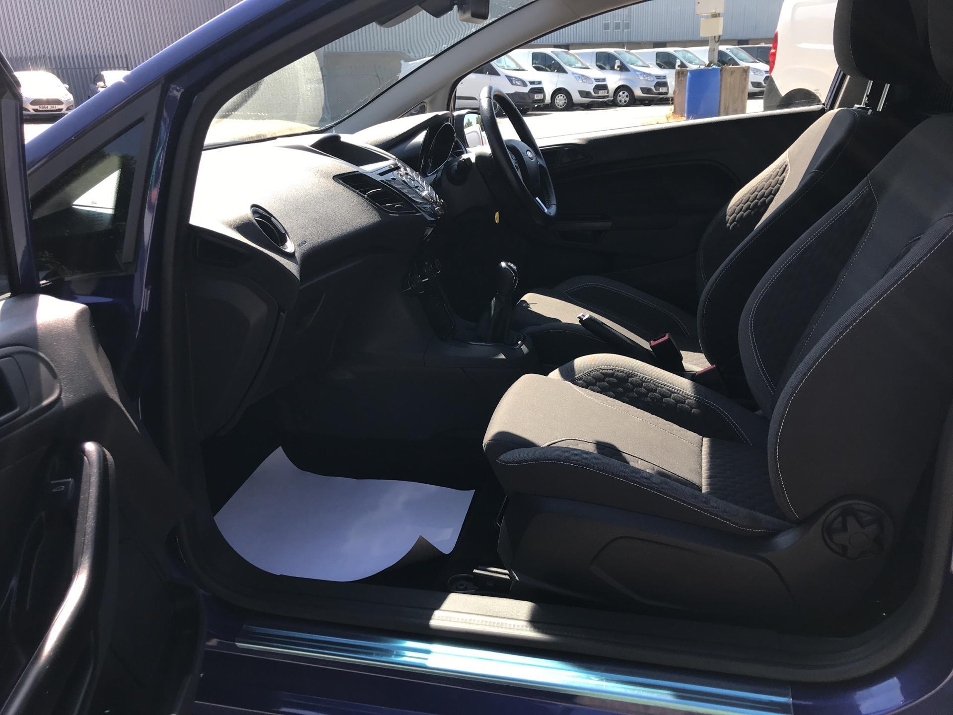 2017 Ford Fiesta DIESEL 1.5 TDCI SPORT VAN EURO 6 (SN17YZK) Image 14