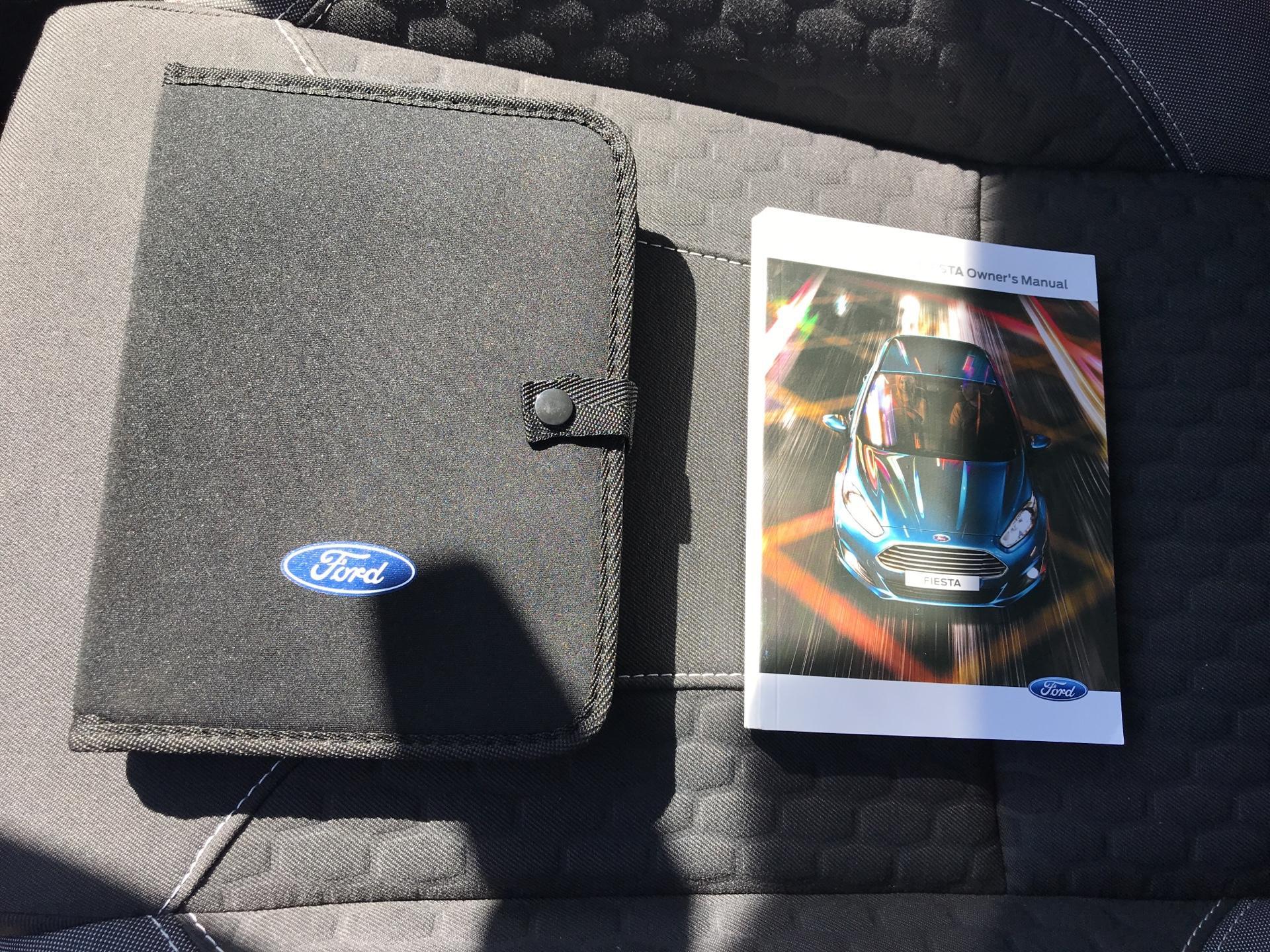 2017 Ford Fiesta DIESEL 1.5 TDCI SPORT VAN EURO 6 (SN17YZK) Image 21