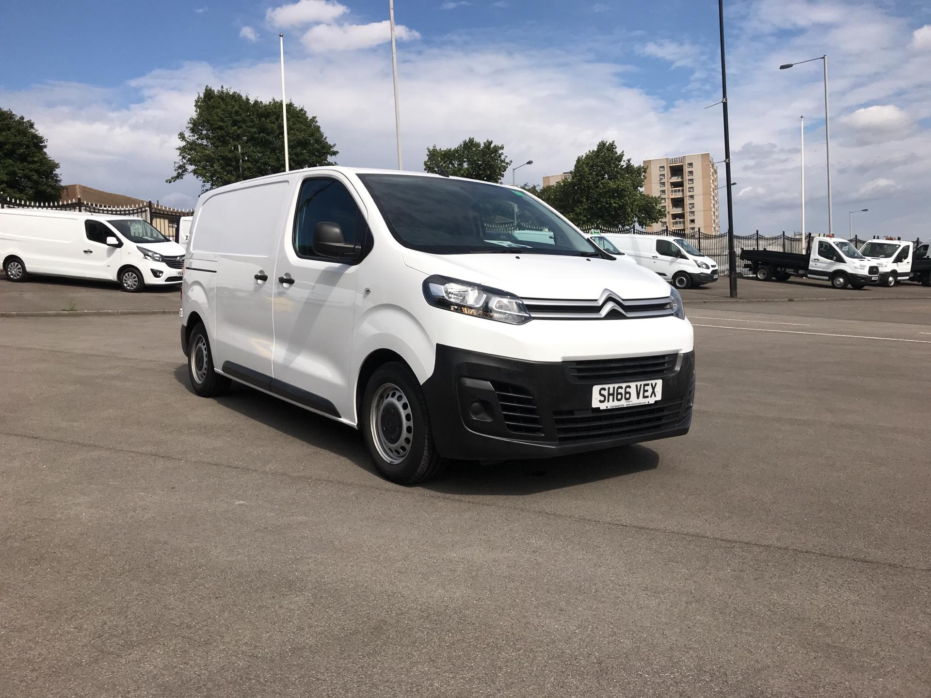 2016 Citroen Dispatch  M Diesel 1000  1.6 BlueHDI 95 Van X EURO 6 (SH66VEX)